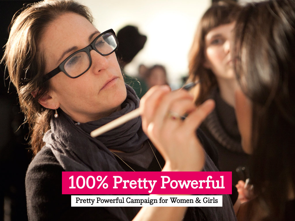 Pretty Powerful Campaign for Women & Girls