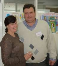 Newcomers of emergency fostering: Larysa and Vasyl