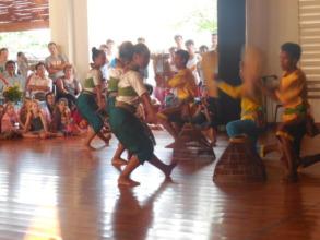 Traditional Folk Dance!