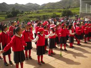 Chicuchas Wasi new school year begins March 2012