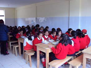 SCW School dining room