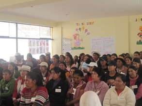 Mother's class for empowerment
