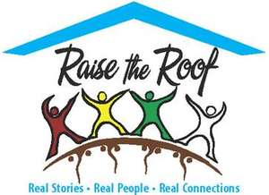 Raise a roof with the help of friends not we alone