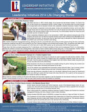 LI life changing stories for 2014