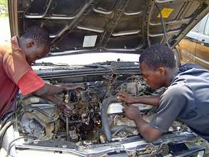 Auto Repair Success