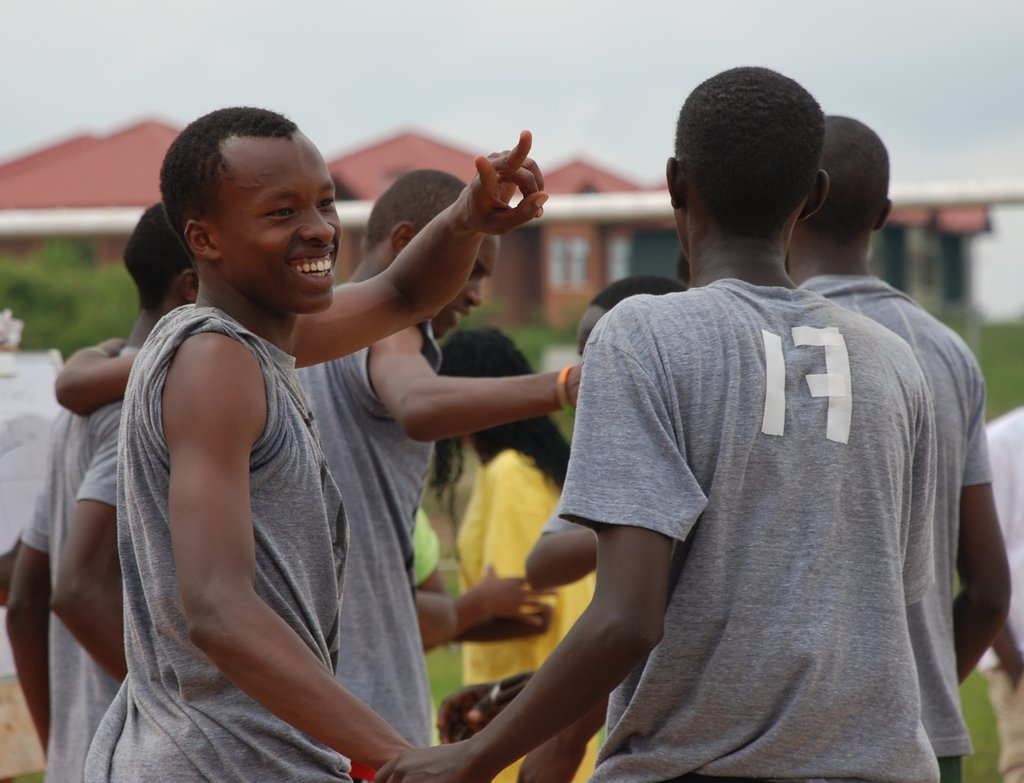 Restore the Rhythm of Life for 500 Rwandan Youth