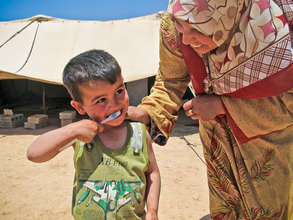 The little Syrian boy who stole our hearts