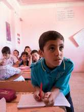 Despite Hardship, Children Have The Will To Learn