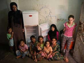 RI Helps Refugee Family Settle In Mafraq