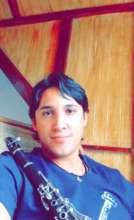 Student Giovanni in residency at Arquetopia Oaxaca