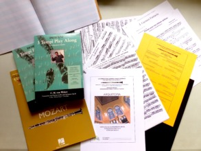 New Student Kits incl. Method Books, Software, CDs