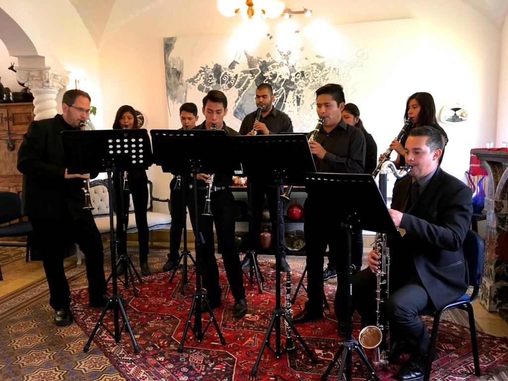 Support Music Scholarships for Mexican Youths