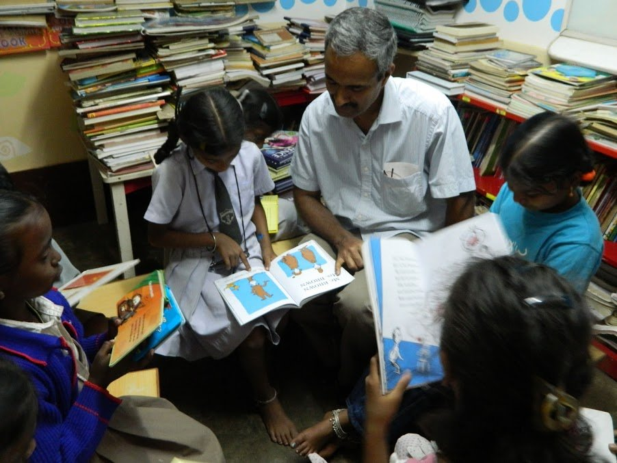Send 200 under- served kids to school in Banglore