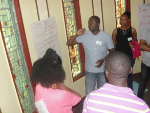 Our Project Manager in Acumen EA class of 2016