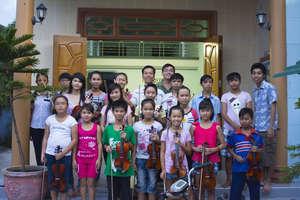 Rock-Paper-Scissors Music Students Summer 2013