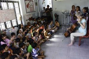 Summer volunteer concert
