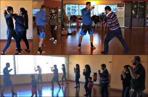 Self-defense classes by champions Ahmed & Ramadan
