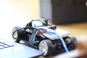 Code Car Prototype