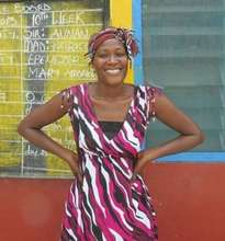 Naomi, founder and head of Royal Seed Children
