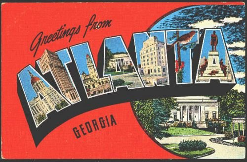 Alternative Break Citizenship School in Atlanta