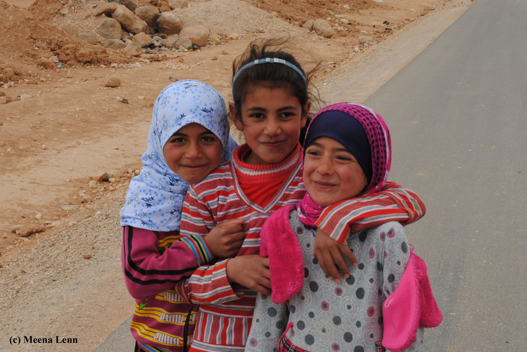 Send Emergency Aid to Syrian Women War Refugees