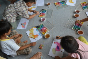 RPS Art Class