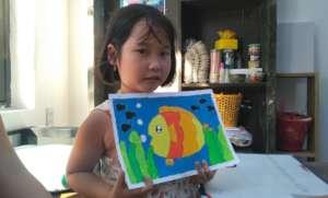 Hue Art Class