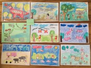 RPS Kid's Artwork
