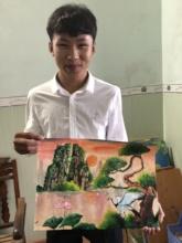 RPS Art Student