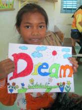 Son Tan village art student