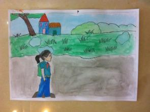 RPS Student Art Work