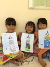 Son Tan Village Art