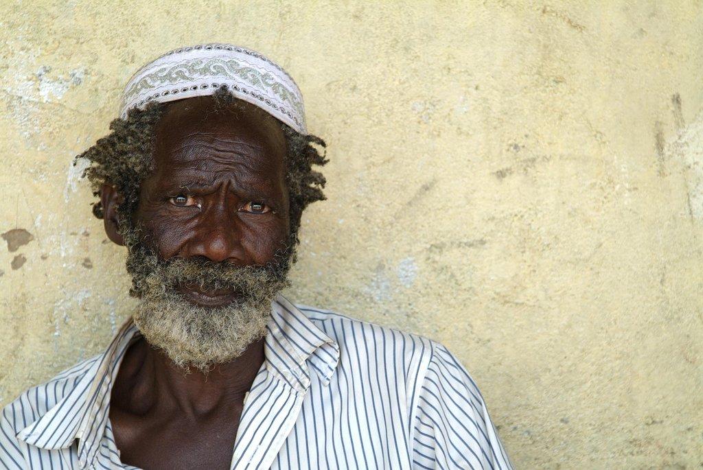 Elderly Support Centre for 200 Kenyan Old People