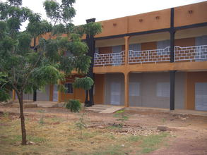New classrooms for more students at Lycee Moderne de l'Amitie