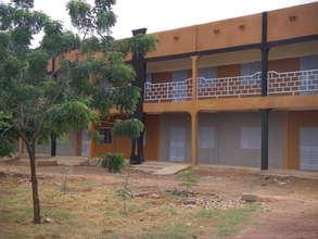 New classroom building