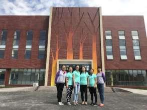 Staff of Chengdu Social Welfare Institution
