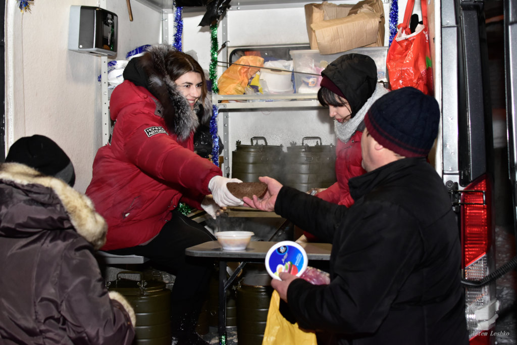 Charity providing assistance to homeless people