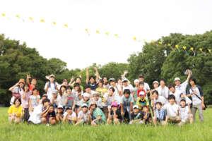 A kite chain experience (2012 summer)