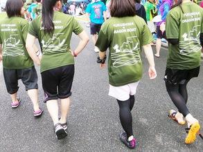 Fukushima x Dragon Boat T-shirts
