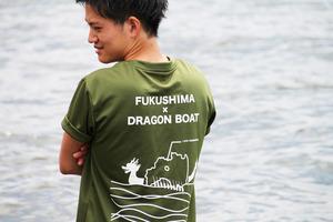 Fukushima x Dragon Boat