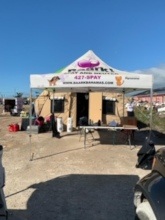 Temporary Clinic in Marsh Harbour