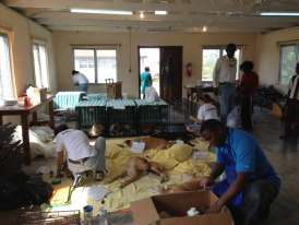 TNR Clinic in Action