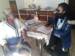 Followup survey at Ha Makebe by Maphoka Seleke