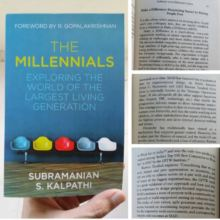 The Millennials - A book that mentions MAD model
