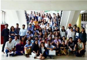 City team after Volunteer LC