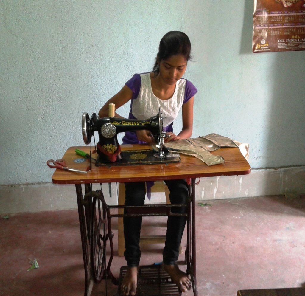 Help Indian Girl Not Work But Go To School