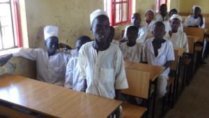 Training on goodhandwashing and SDGs