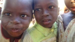 Hope in their eyes