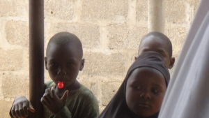 Some of the orphans
