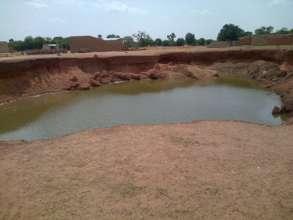 Third water source in Sabon Ungwar